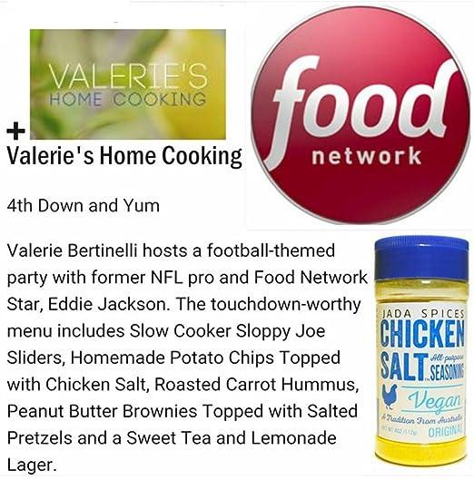 Amazon Chicken Salt Vegan Non Gmo No Msg Gluten Free