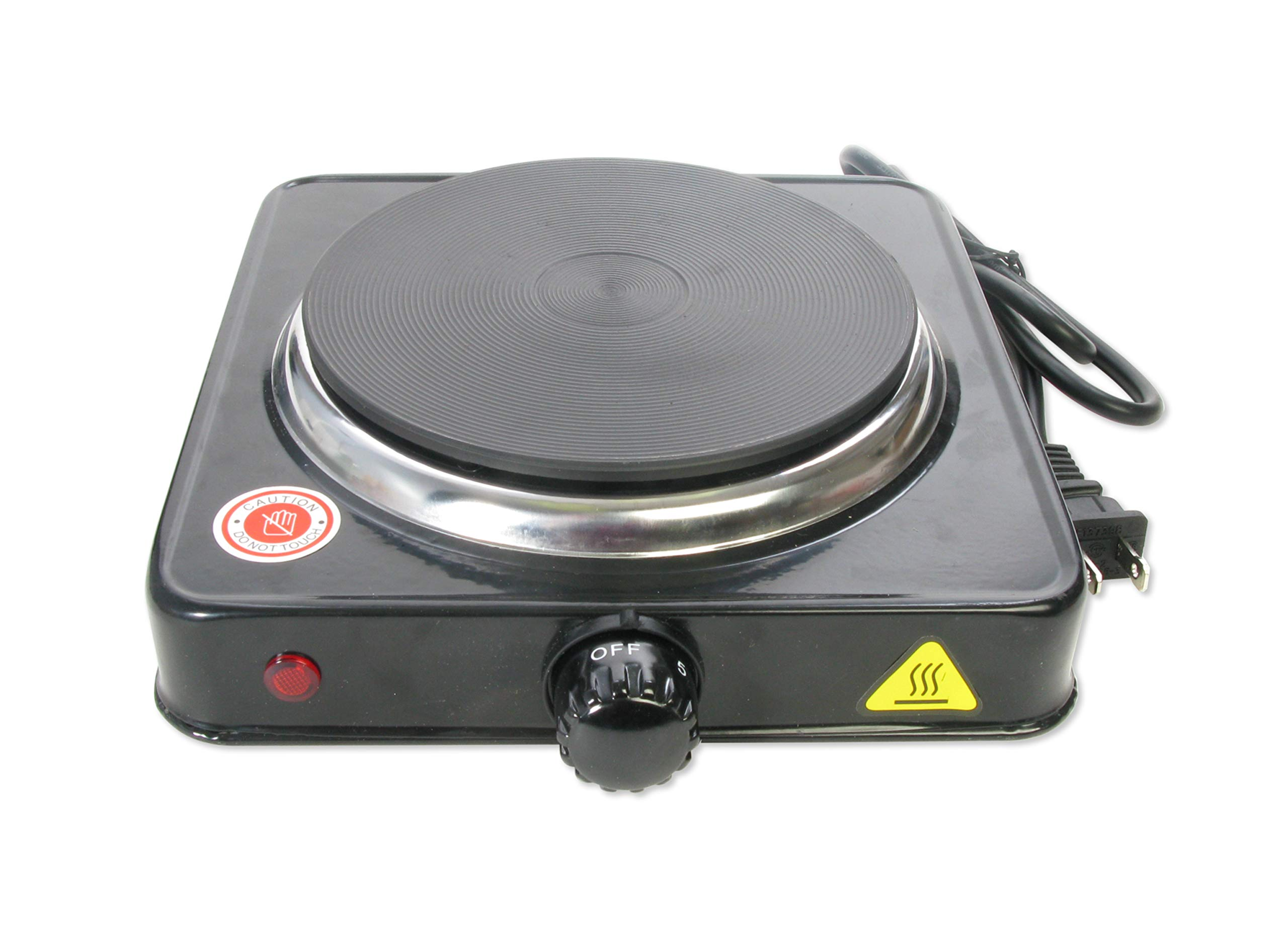 American Educational Products 7-225 Hot Plate, 154 mm Diameter, 1000W, Grade: 9 by American Educational Products