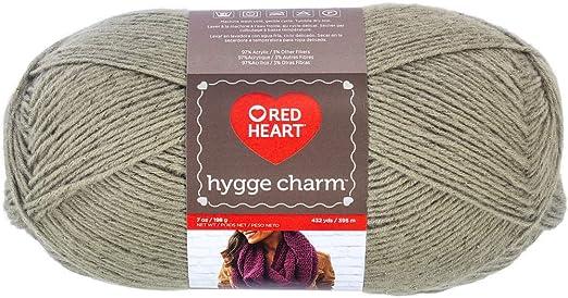 Morning Star Red Heart E882.6631 Hygge Charm Yarn