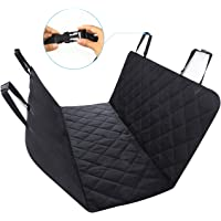 Winsee Waterproof Pet Car Seat Cover Protector (Black)