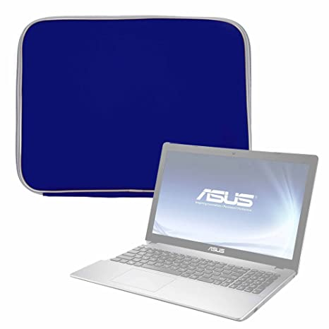 DURAGADGET Funda De Neopreno Azul para Portátil Acer Nitro 5 AN515-51-5491 / ASUS K541UV-XO881T / ASUS R510VX-DM578: Amazon.es: Electrónica