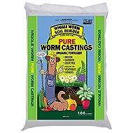 Unco Industries WWSB30LB Builder Worm Castings, 30 lb. Compost, Soil, 30-Pound