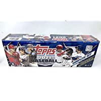 $63 » Topps 2021 Baseball Factory Sealed Complete Retail Box (660 Cards 5 Rookie Variations)