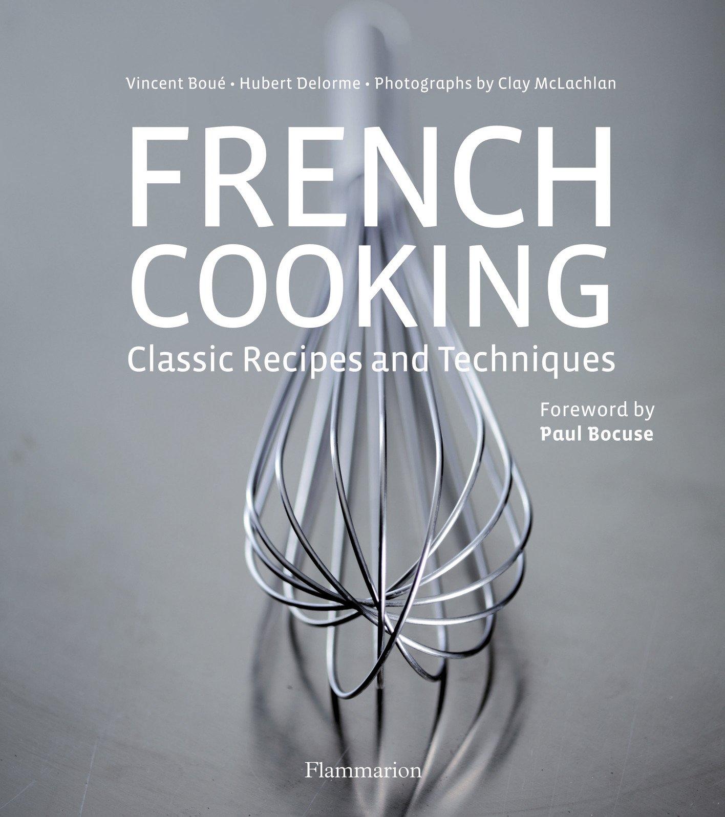 Amazing French Cuisine Recipe Book