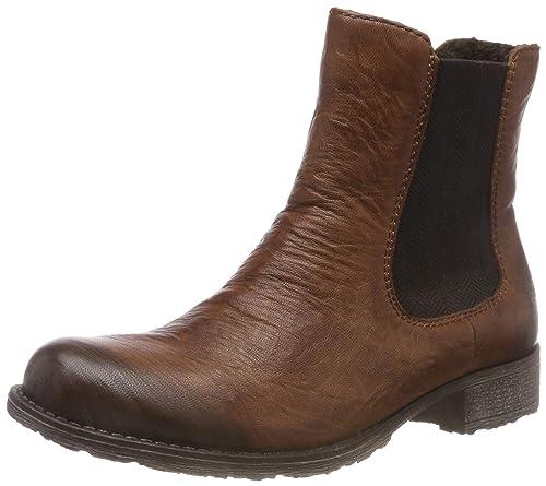 Rieker Damen 70873 Chelsea Boots