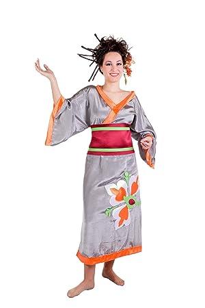 Disfraces Nines - Disfraz de geisha adulto: Amazon.es: Juguetes y ...