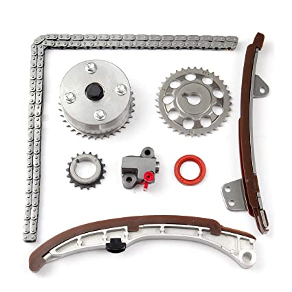 SCITOO Timing Chain Kits Fits Timing Chain Engine 2006 2007 2008 2009 Toyota Prius 2004 2005