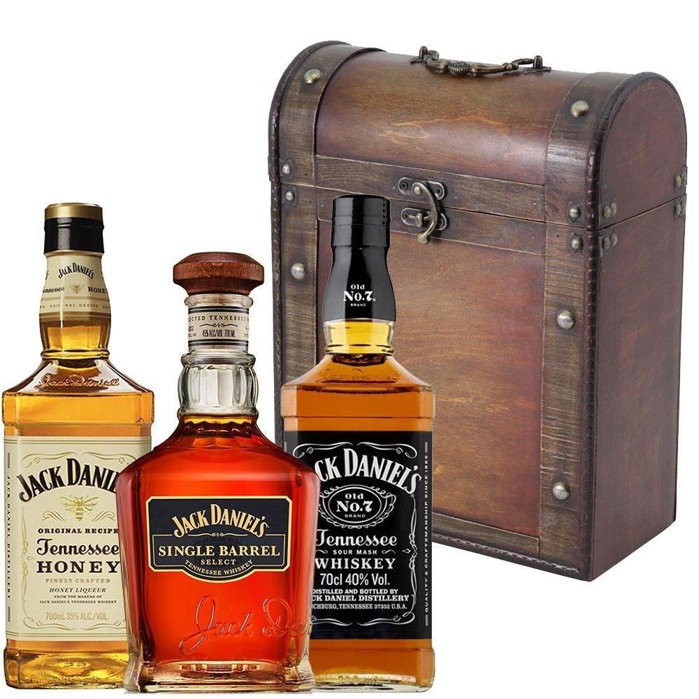 Double Jack Daniels Gift Pack: Amazon.co.uk: Grocery