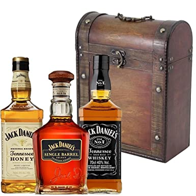 Jack Daniels Collection Gift Set