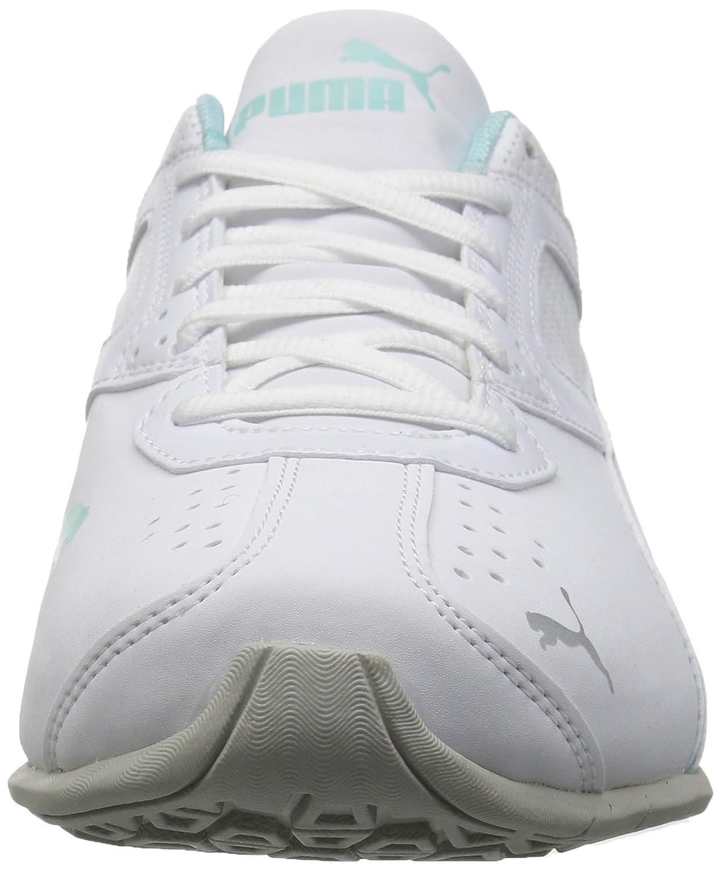 PUMA Women's Tazon 6 Wn Sneaker White-island B071X6TQPL 9 B(M) US|Puma White-island Sneaker Paradise-puma Silver d42b86