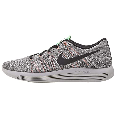 Mens Nike LUNAREPIC Low Flyknit Running Trainers 843764 100 (UK 8.5 ... 4164ec107