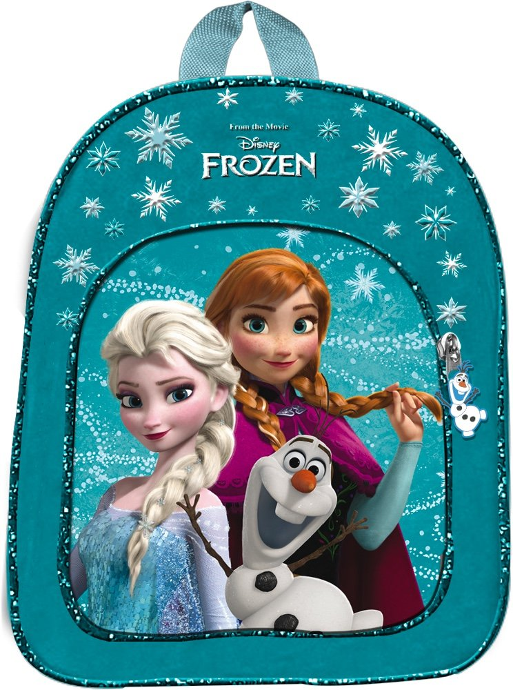 Star Licensing Kinder Rucksack Disney Frozen, Kinderrucksack, 42944, Mehrfarbig, 42944