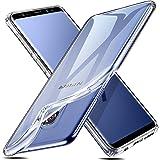 ESR Cover per Samsung Galaxy S9 [Supporta la Ricarica Wireless], Custodia Trasparente Morbida TPU [Ultra Leggere e Chiaro] Silicone Ultra Sottile Case per Samsung Galaxy S9 (Trasparente).