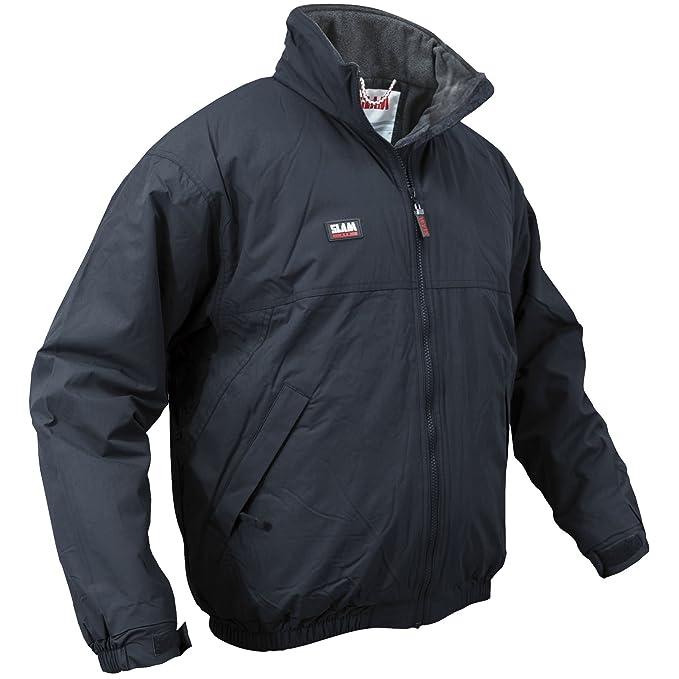 Slam de invierno chaqueta de vela - 3 colores / XS-2XL - Navy - S: Amazon.es: Ropa y accesorios