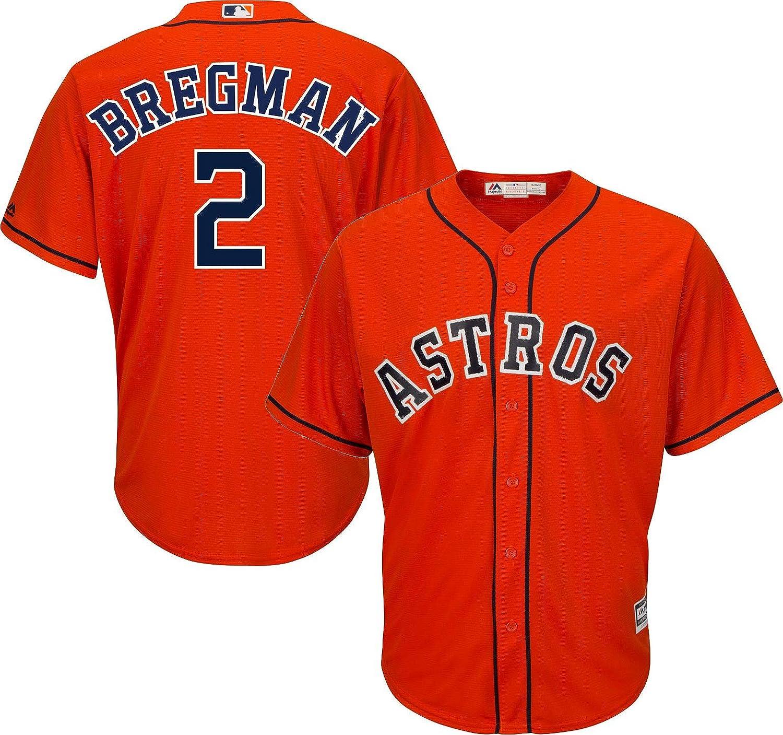 new products 4769d 7cbf3 Amazon.com : Outerstuff Alex Bregman Houston Astros #2 ...