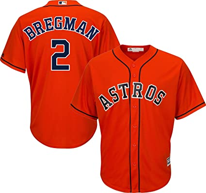new products edf9b 50dca Amazon.com : Outerstuff Alex Bregman Houston Astros #2 ...
