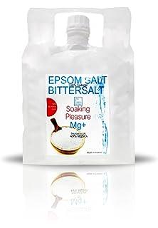 Sales Epsom Puras - Magnesio Natural 25 kg ○ Eliminar las toxinas y metales pesados ○