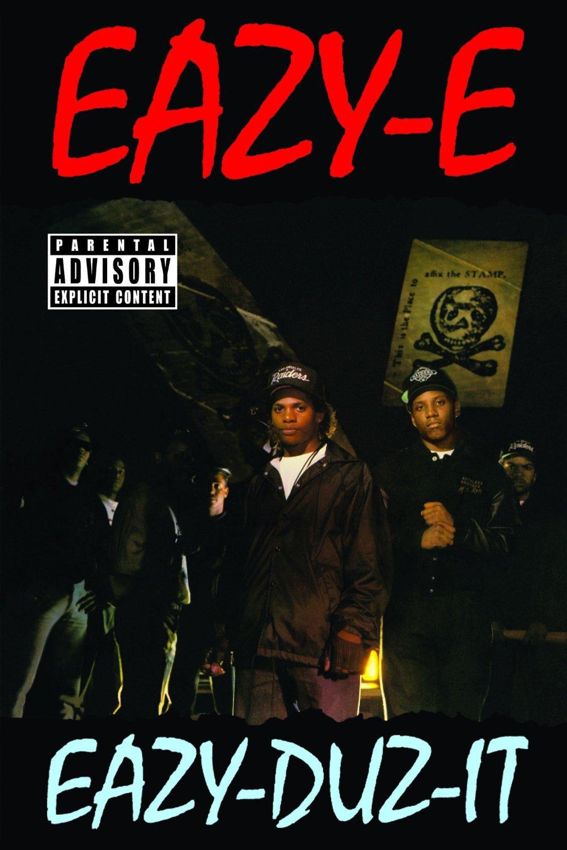 Cassette : Eazy-E - Eazy Duz It [explicit Content] (Cassette)