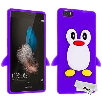 coque pingouin huawei