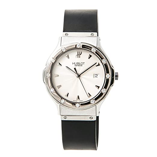 Hublot Mdm cuarzo mujer reloj 1525.11.044 (Certificado) de segunda mano: Hublot: Amazon.es: Relojes