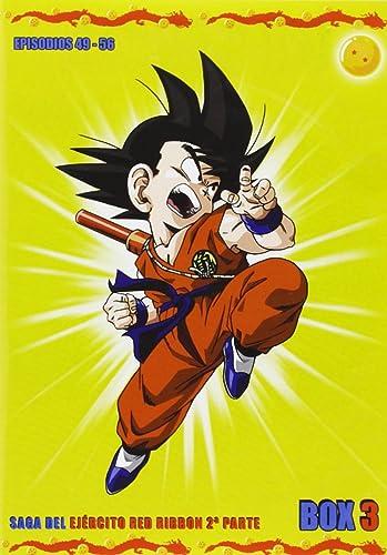 Dragon Ball Box 3 (5) [DVD]: Amazon.es: Animación, Kôzô ...