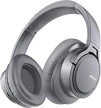 Mpow H7 Cascos Bluetooth Diadema, Alta fidelidad Estéreo  1l64W