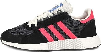pastel Célula somatica menta  adidasG27419 - Adidas Marathon Tech G27419 - Zapatillas deportivas para  hombre, color rojo y negro Hombre , Negro (Carbon/rojo/negro.), 43 EU:  Amazon.es: Zapatos y complementos