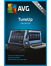 AVG TuneUp 2019 Unlimited Devices - 2 Years|2019 Unlimited Edition|Unlimited Devices|2 Years|PC/Mac/Android|Download
