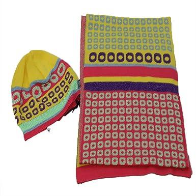 MOSCHINO - Echarpe - Femme Multicolore multicolore Taille unique ... a4e426237802