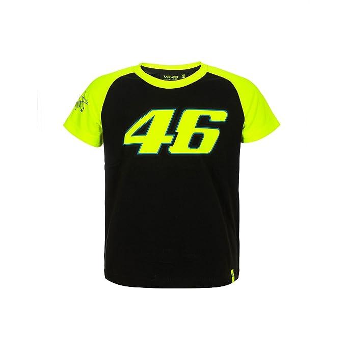 Valentino Rossi VR46 Kid Camiseta 46 6-7 yrs: Amazon.es: Ropa y accesorios