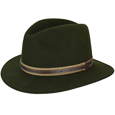 d7c13d508062e Hats.Com Men Quest Safari Fedora - Exclusive at Amazon Men s ...