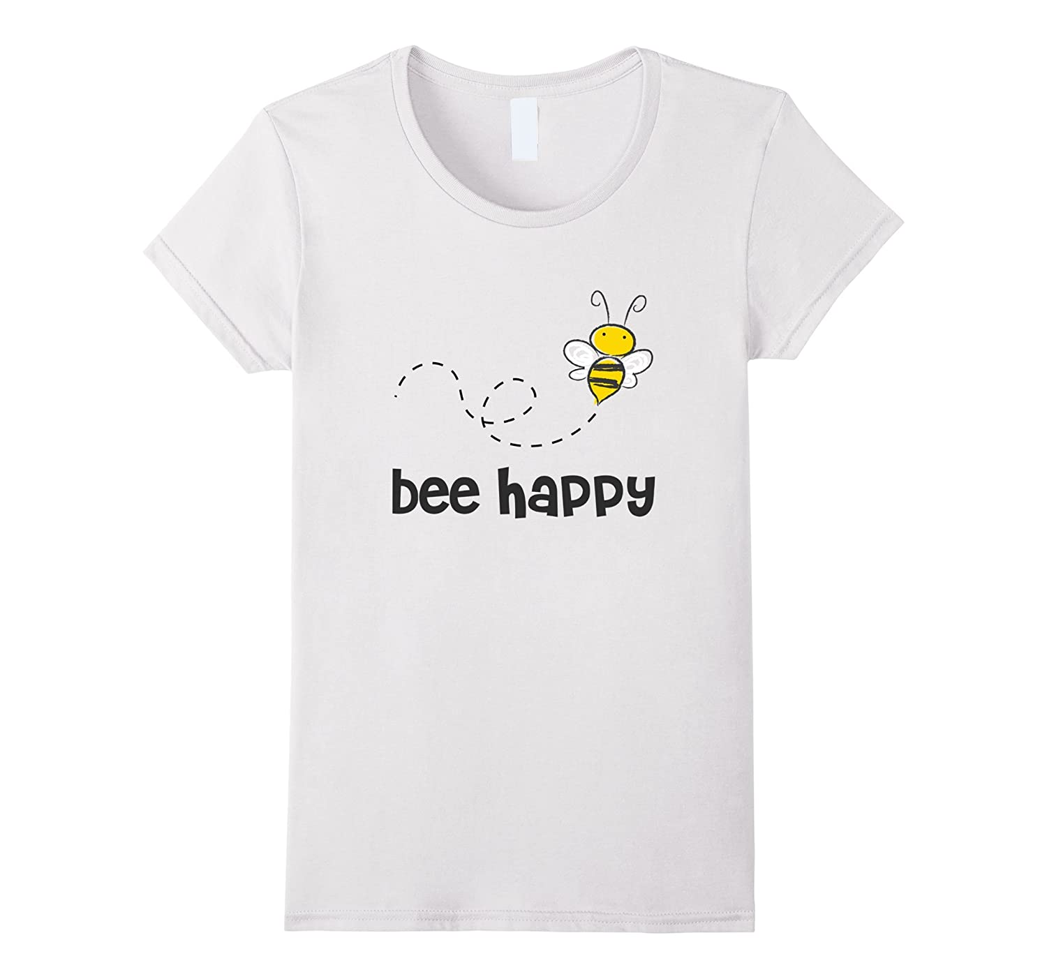 Bee Happy Shirt for Beekeepers and Lovers of Honey Bees
