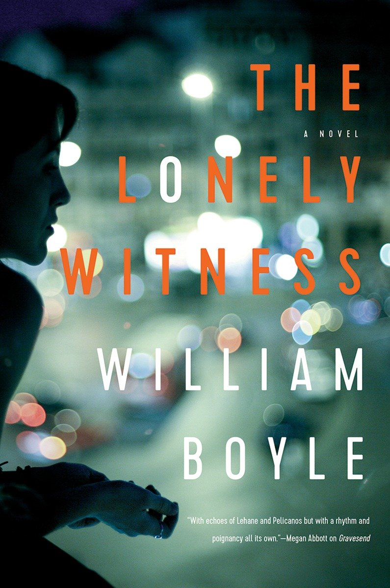 The Lonely Witness: A Novel ebook