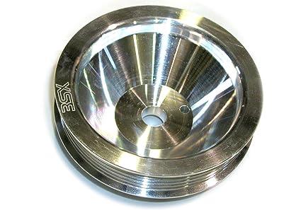 Amazon com: 3SX Underdrive Aluminum Crank Pulley 1992-1999