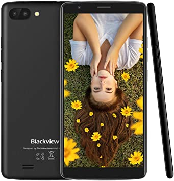Blackview A20 - Smartphone, Color Gris: Amazon.es: Electrónica