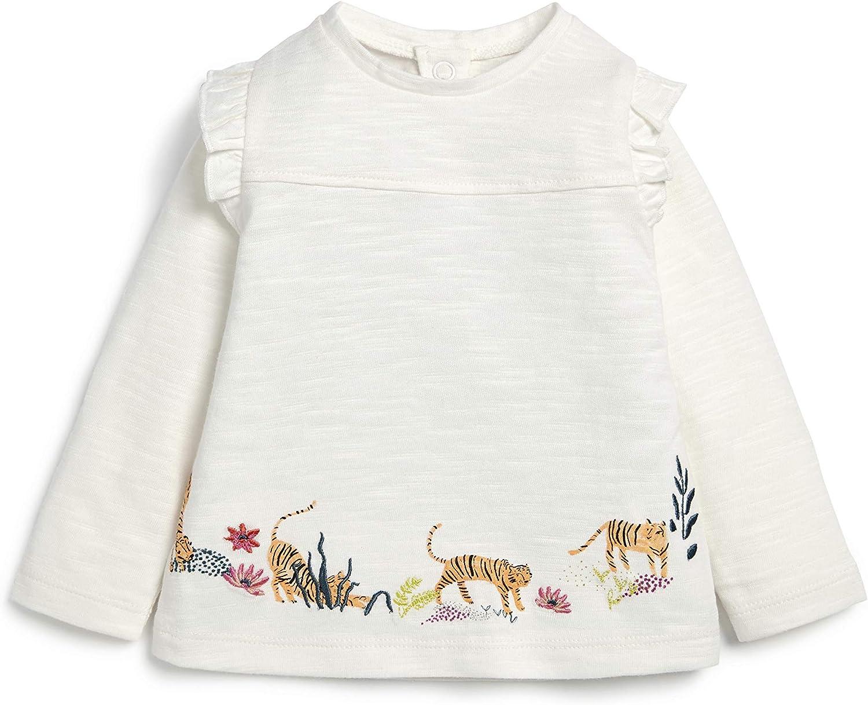Mamas /& Papas M/ädchen Toddler T-Shirt