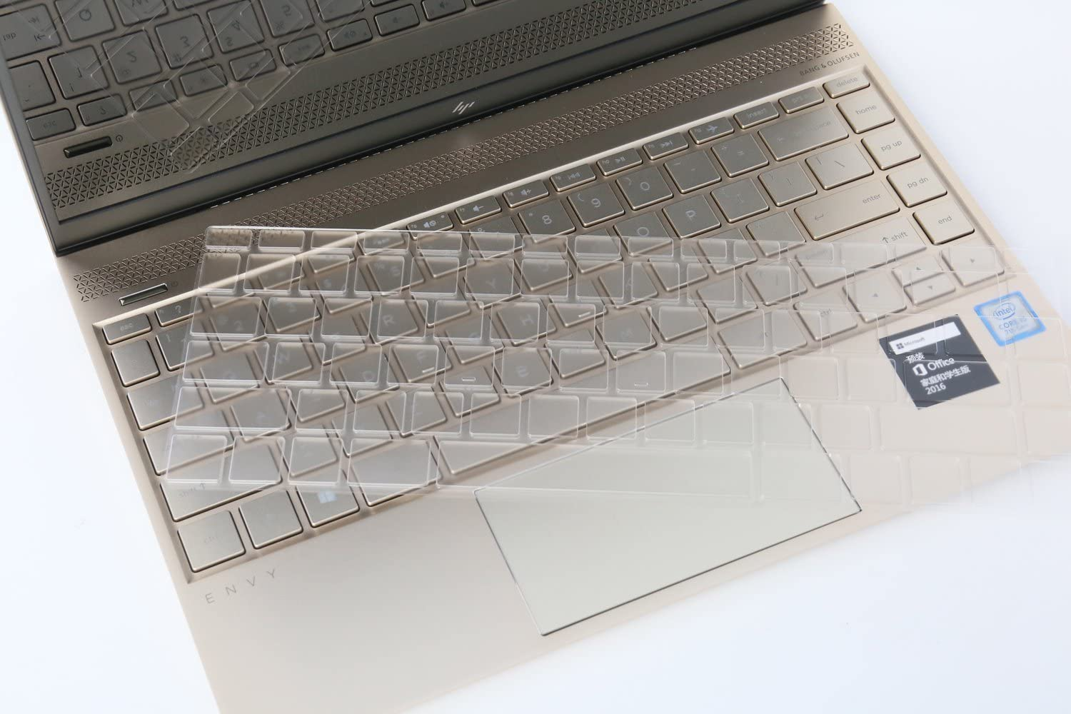 Release After February 2017 Leze ,BL-series 15-BL012DX 15-BL112DX 15-BL075nr,15-AP011DX 15-AP011DX 15-AP012DX Series Laptop Ultra Thin Keyboard Cover for 15.6 HP Spectre x360 15t TPU