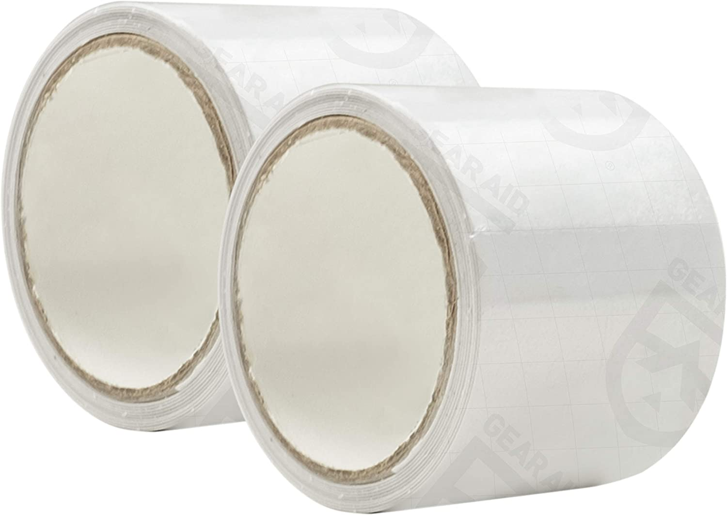 Gear Aid Tenacious Tape Repair and Seam Tape for Tents and Vinyl, Clear Roll, 1.5