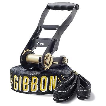 Gibbon JibLine - Eslinga y tensor negro, 15 m, color negro: Amazon.es: Deportes y aire libre