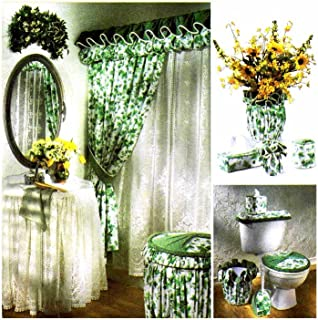 product image for Simplicity Bathroom Accessories Curtains, Skirt, Hampers, Covers More Sewing Pattern # 7183