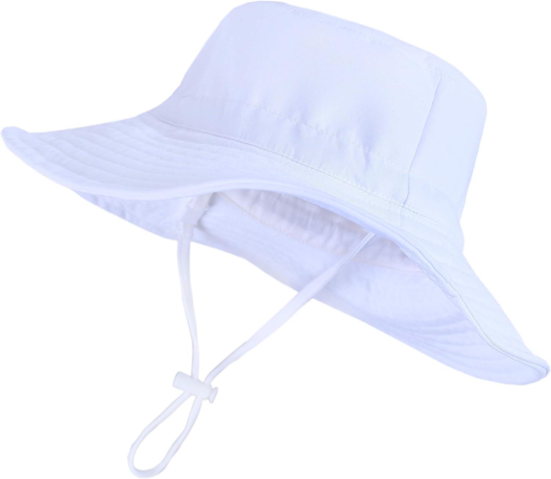 Eternal Berry Baby Sun Hat Summer Beach UPF 50+ Sun Protection Baby Boy Hats Toddler Sun Hats for Kids Girls and Boys