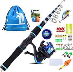 Top 10 Best Fishing Pole For Kids (2021 Reviews & Buying Guide) 8