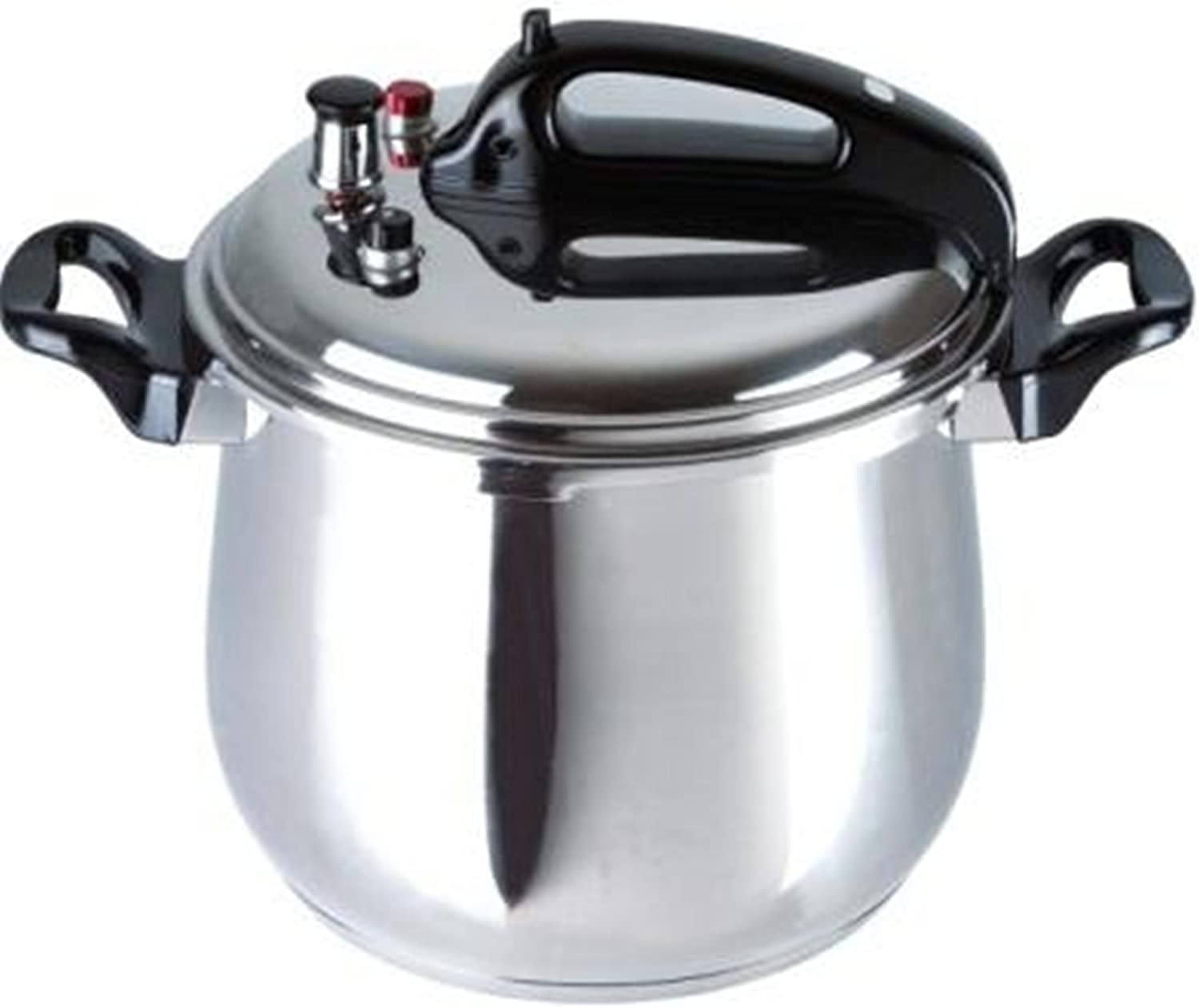 Benecasa Stainless Steel Pressure Cooker, 5.3-Quart