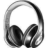 Bluetooth Kopfhörer, Mpow Bluetooth 4,0 Headset Wireless On-Ear Ohrhörer mit AptX für IPhone, Smartphone, PC und TV usw. Anpassbares Design, Eingebautem CVC6 Mikrofon-Rauschunterdrückung, Aux-Unterstützung