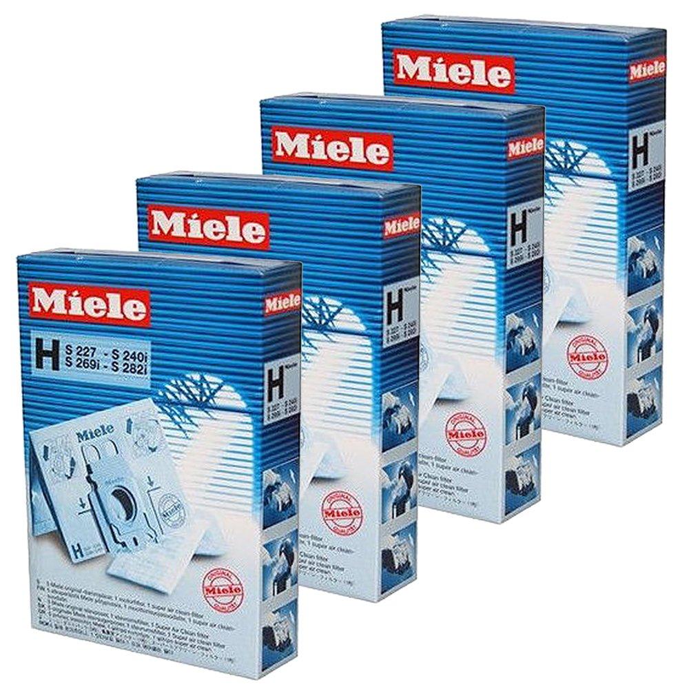 Miele mtxtec S223-2 S224-2 S224 H HyClean tipo de bolsas y filtro ...