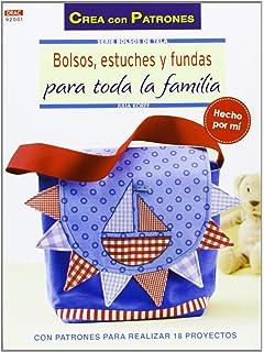 Bolsos de tela 1. Bolsos, estuches y fundas para toda la familia (Crea