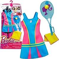 Mattel Kleidung Tennis Player | Barbie DNT95 | Mode Set Puppen-Kleidung