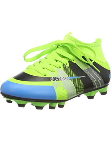 huge selection of f57e1 b1b30 Easondea Chaussures de Football pour Enfants Chaussures de Football AG  Spike pour Enfants Crampons AntidéRapant Chaussures