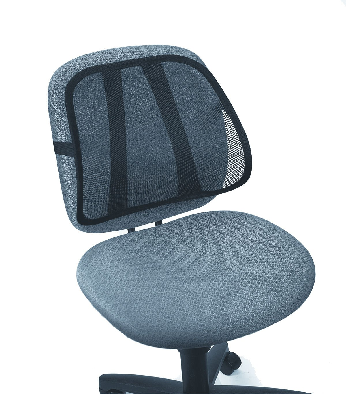 Attirant Fellowes Office Suites Mesh Back Support, Black: Amazon.ca: Office Products