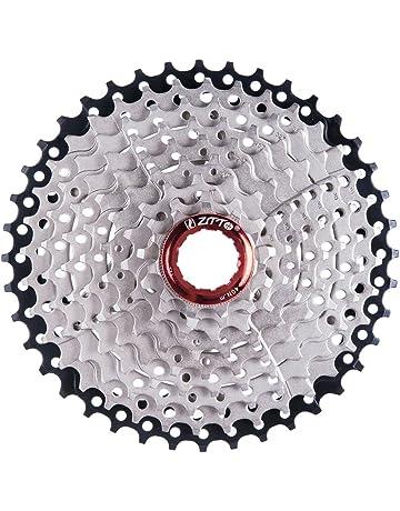 Lixada 9 Velocidades 11-40T MTB Bicicleta de Montaña Bicicleta Cassette Piñón Rueda Libre